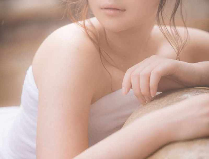 岐阜で人妻と混浴