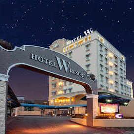 多治見市HOTEL W RESORT(ダブリューリゾート)